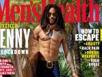 PopUps: Lenny Kravitz Turns Heads as He Covers Men's Health, Twitter Reacts