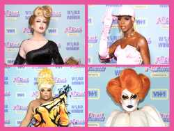 First Look: 'RuPaul's Drag Race' Final 4 Red Carpet Looks