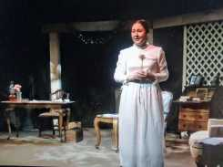 'The Belle of Amherst' Offers Memorable Portrait of Emily Dickinson