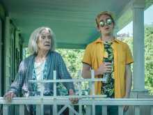 Review: Affecting 'Jump, Darling' Succeeds Because of Cloris Leachman