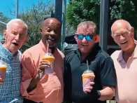 Watch: The Old Gays Are Here... Queer... And Promoting Milk Shakes