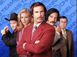 Anchorman - The Legend of Ron Burgundy
