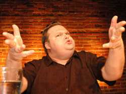 "Mike Daisey's ""Invincible Summer"""