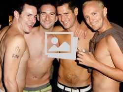 Daniel Nardicio's Underwear Party @ The Ice Palace :: August 9, 2008