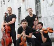 Fab Four :: Well Strung performs at Feinstein's at the Nikko