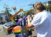 LGBT Data Collection Underway in CA, SF
