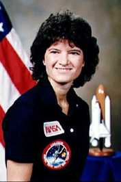 Astronaut Sally Ride dies