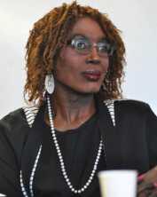 Senior, community advocate Jazzie Collins dies