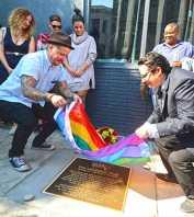 SF lesbian bar commemorated