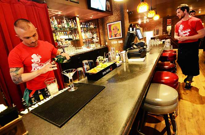 After years of delays, Castro Hamburger Mary's opens