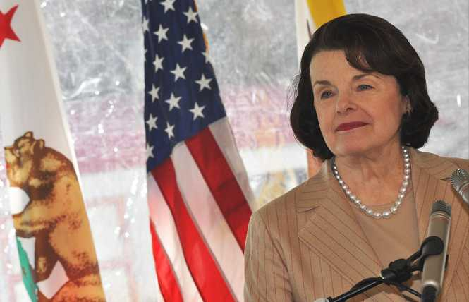 Editorial: Re-elect Feinstein to Senate
