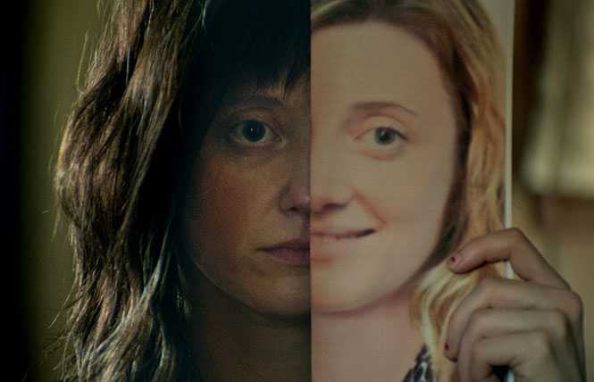 Kidnapping Andrea Riseborough