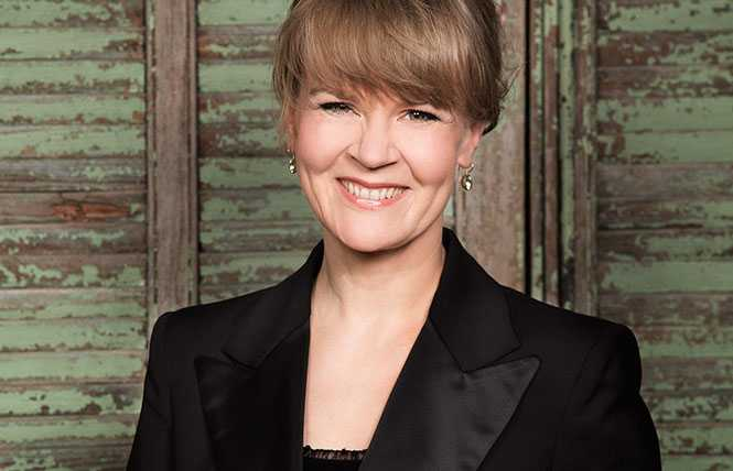 Finnish conductor proves her mastery