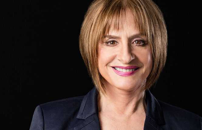 Patti LuPone pulls no punches
