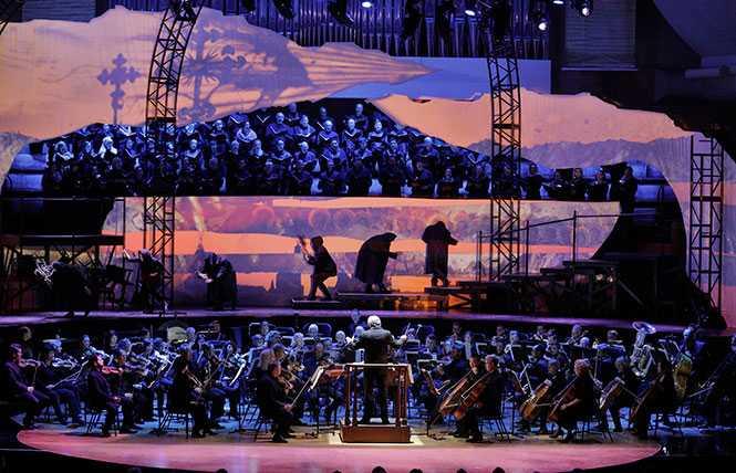 'Boris Godunov': not good enough