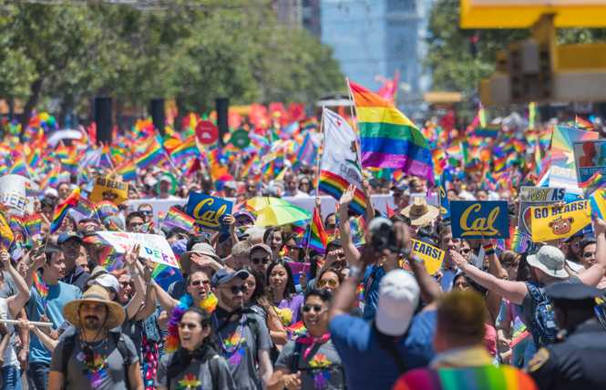 News Briefs: SF Pride partners with GLBT Historical Society