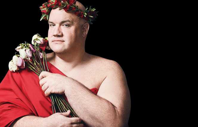 Guy Branum: stand-up, TV writer and author on 'new gay comedy'