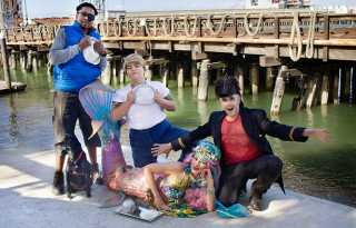 Kings at Sea: salty swaggering drag kings dock at Oasis