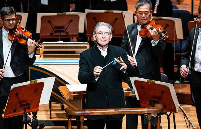 SF Symphony's shining opener
