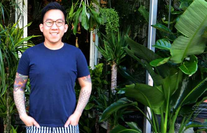 Business Briefs: Gay-owned plant store helps to green Tenderloin