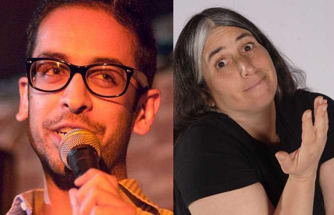 Laugh track record - Comedy Returns at El Rio