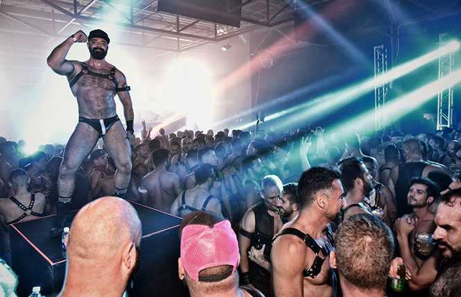 Leather Events, September 20 - October 7, 2018