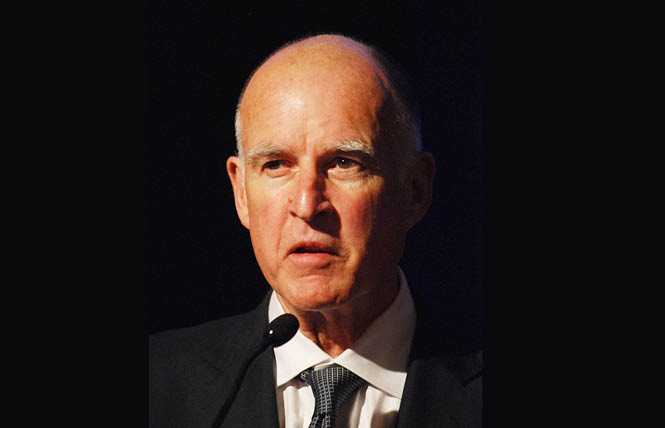 Brown vetoes supervised injection bill