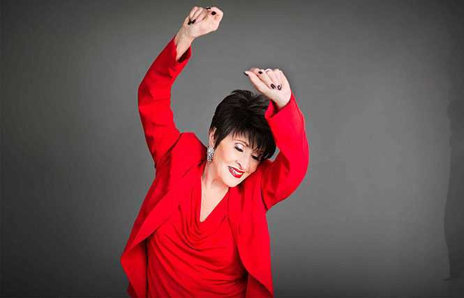 Chita Rivera, private dancer
