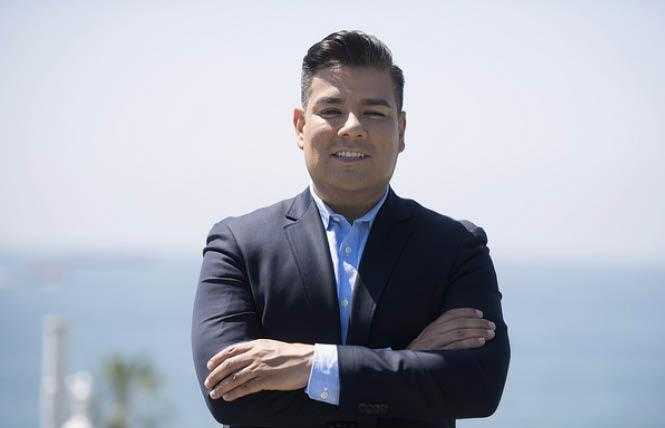 Lara poised to become first openly gay man to win CA state office
