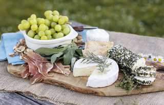 "Say, ""Cheese!"" - Laura Chenel's and Marin French Cheese, local and tasty"