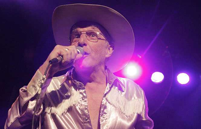 The Return Of Lavender Country - Triple bill of tasty twangin' tunes