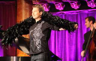 20 Questions with Shawn Ryan - the Cabaret star plays multiple Bay Area gigs