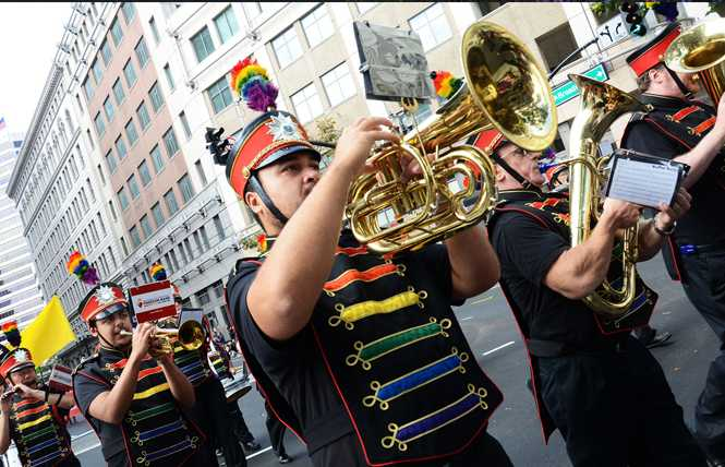 Political Notebook: SF says strike up the LGBT band
