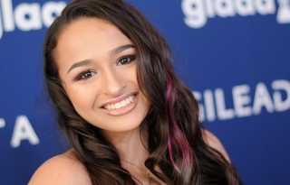 Seeing in the new year with Jazz Jennings