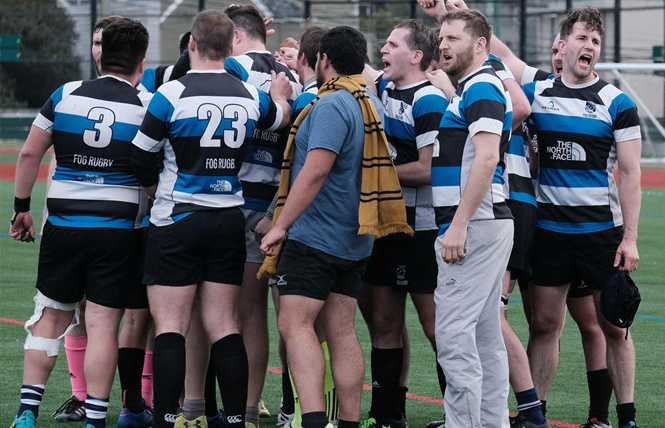 Jock Talk: SF Fog rugby competes on the pitch