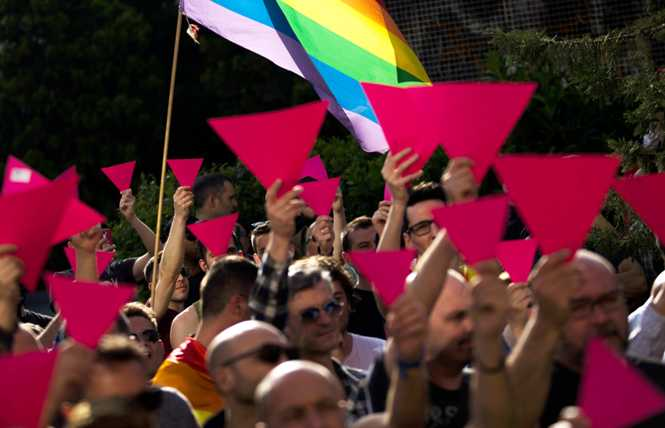 Chechnya renews persecution of LGBTs, activists say