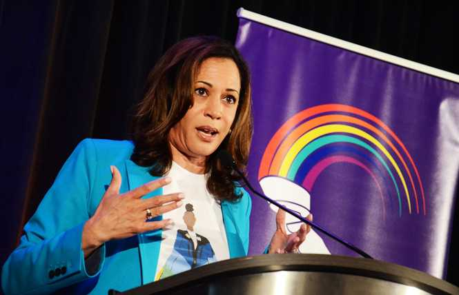 Harris to hold Oakland rally for prez race