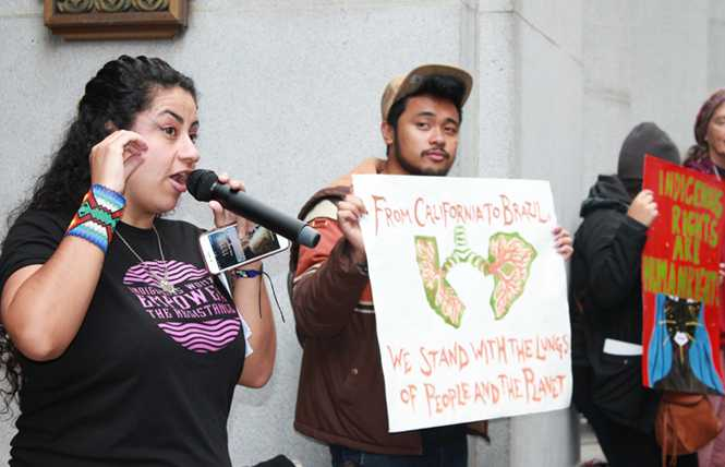 SF queers join in protest against Brazil's president