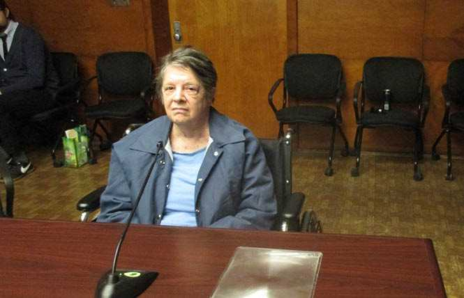 Exclusive: Our reporter's view from the Knoller parole hearing