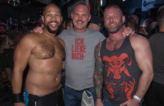Leather Events, February 14 — March 3, 2019