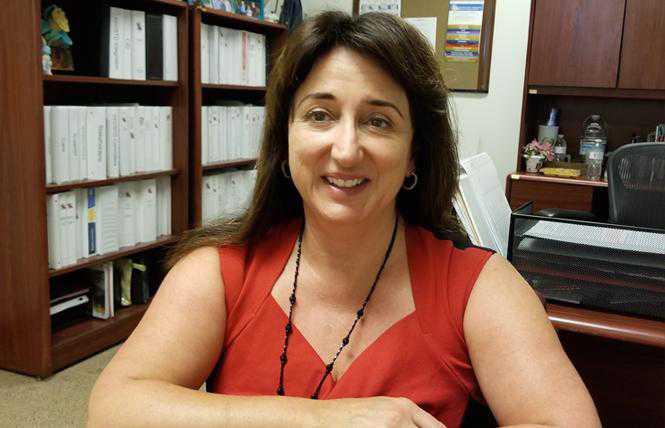 Political Notebook: Interim CA AIDS chief returns