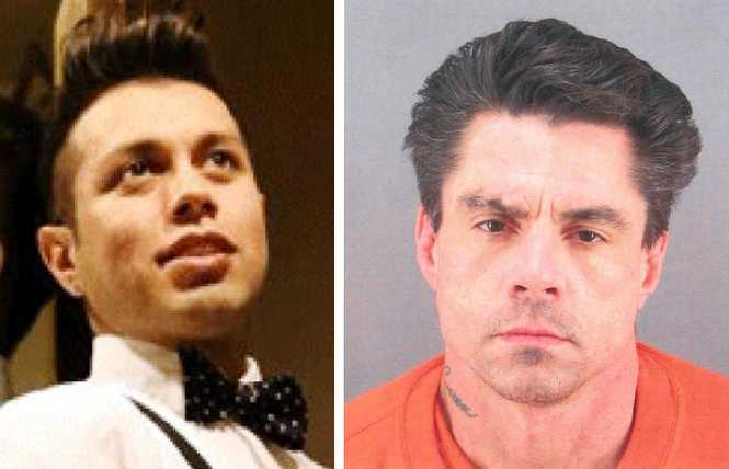 Gay stylist was a partier, Rickleffs' defense says