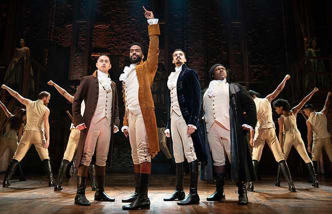 Rich & powerful 'Hamilton'