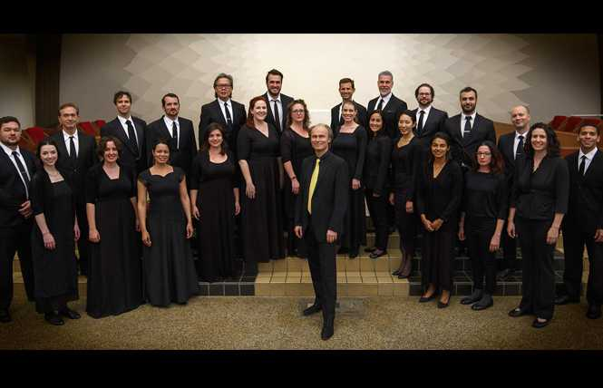 Chamber choir music for all seasons