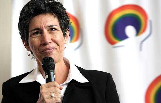 Lesbian Assemblywoman Eggman to run for state Senate