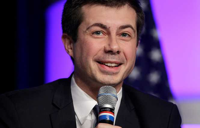 South Bend's rising star Pete Buttigieg