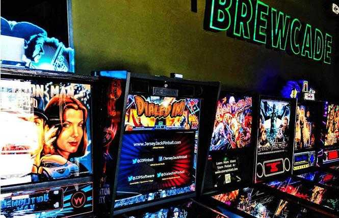 SF Castro arcade bar Brewcade moves forward with expansion