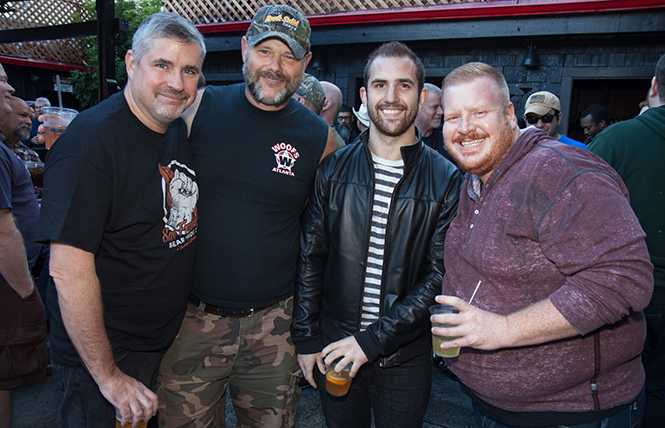 Leather Events, March 28 — April 14, 2019