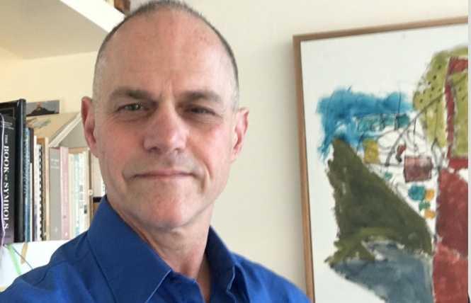 LGBT refugee leader steps down