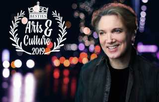 Besties 2019 LGBTQ Performing Artist of the Year: Charles Busch